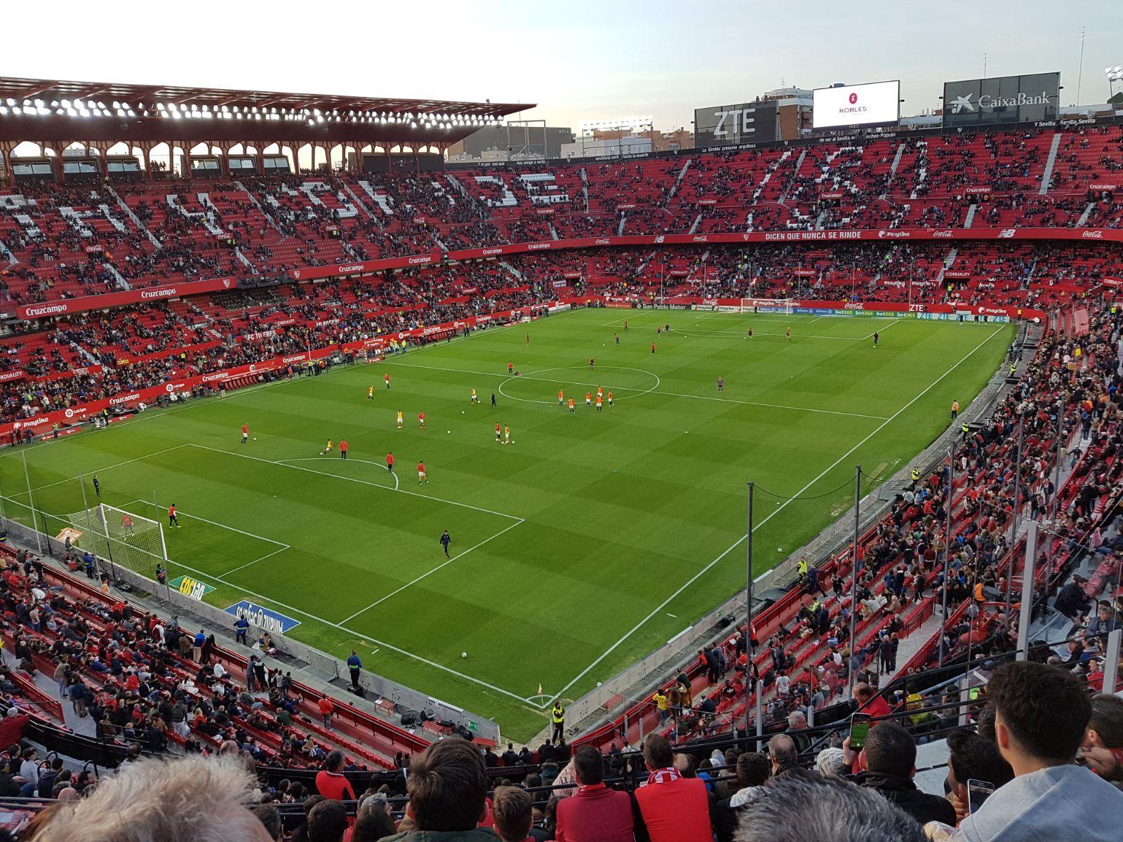 Estadio Ramon Sanchez Pizjuan Stadium Information Number 1 Football Travel